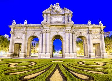 Viajes Castilla León y Madrid 2018-2019: Madrid, Ávila y Segovia