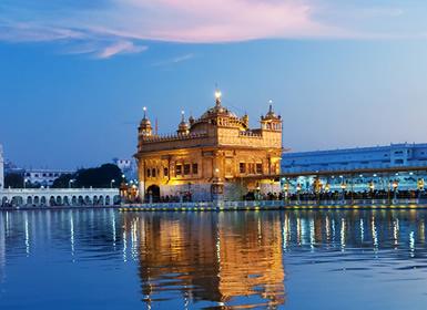 Viajes India 2018-2019: Delhi, Amritsar, Haridwar, Rishikesh, Agra y Jaipur