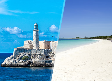 Viajes Cuba 2019-2020: Habana y Cayo Santa María
