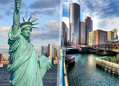 Viajes Costa Este y EEUU 2019-2020: Viaje por el Este EEUU: Nueva York y Boston