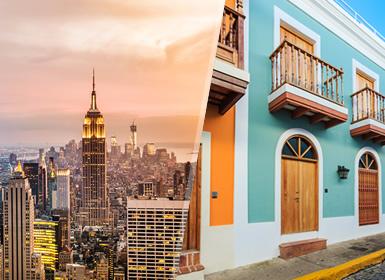 Viajes Puerto Rico, Costa Este y EEUU 2019-2020: Viaje Nueva York y San Juan de Puerto Rico