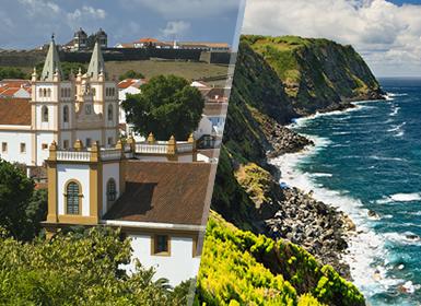 Viajes Portugal 2018-2019: São Miguel y Terceira en avión