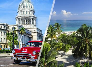 Viajes Cuba 2019-2020: Habana y Guardalavaca