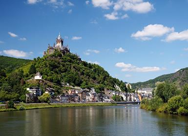 Viajes Alemania 2019-2020: Ruta por los Castillos del Valle de Rhin y Mosela