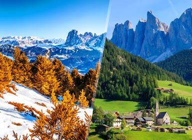 Viajes Suiza e Italia 2019: De Milán a Trento, las Dolomitas y el Tirol