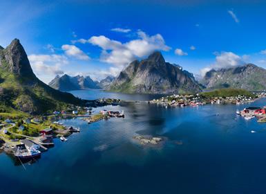 Viajes Noruega 2017: Fiordos, Islas Lofoten y Sol de Medianoche