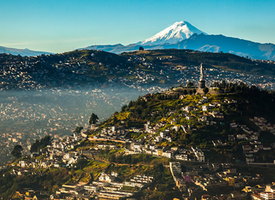 Viajes Ecuador 2019-2020: Quito, Andes y Galápagos