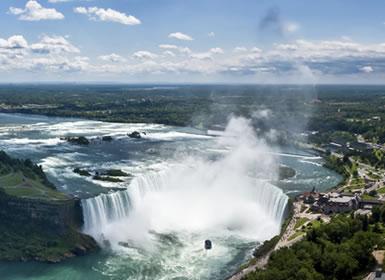 Viajes Canadá 2019: De Toronto a Montreal con noche en Niágara y en el Resort La Maurice