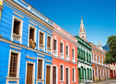 Viajes Colombia 2019-2020: Bogotá y Cartagena de Indias