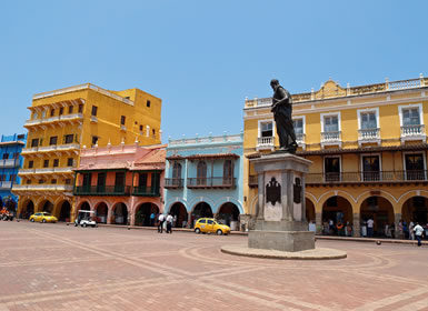 Viajes Colombia 2019-2020: Bogotá, Cartagena de Indias y San Andrés