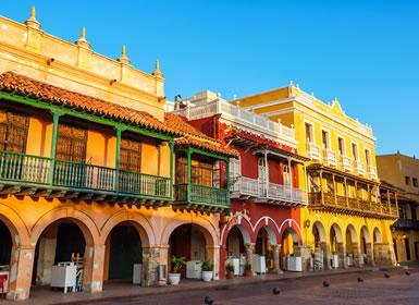 Viajes Colombia 2019-2020: Bogotá, Zona Cafetalera y Cartagena de Indias