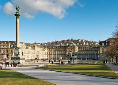 Viajes Alemania y Francia 2018-2019: Circuito Selva Negra Alemania y Alsacia
