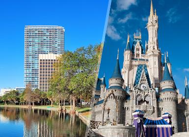 Viajes EEUU y Costa Este 2019-2020: Combinado Walt Disney World Orlando y Miami