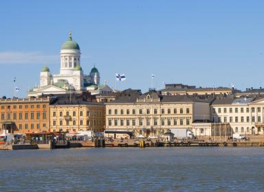 Viajes Letonia, Estonia, Lituania, Finlandia y Norte de Europa 2017: Helsinki, Tallín, Riga y Vilnius