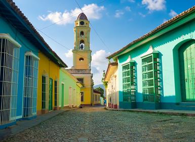 Viajes Cuba 2019-2020: Habana, Cienfuegos, Trinidad y Santa Clara