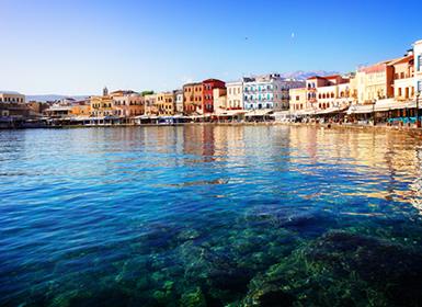 Viajes Grecia 2019: Ruta por la Isla del Minotauro I con coche de Alquiler en