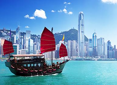 Viajes Singapur, Tailandia y China 2019: Combinado a tu aire Singapur, Bangkok y Hong Kong