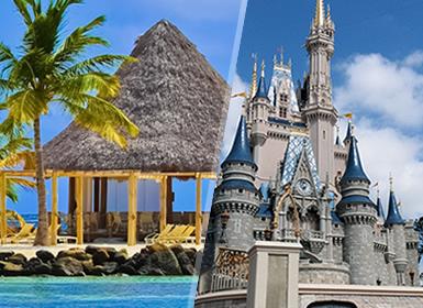 Viajes República Dominicana, Costa Este EEUU y EEUU 2019: Parque Walt Disney World Orlando y Punta Cana
