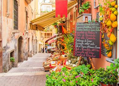 Viajes Sicilia e Italia 2019: Viaje Sicilia desde Catania con Costa Oriental