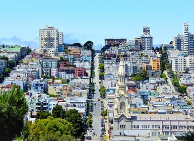 Viajes EEUU, Costa Este y Costa Oeste 2019-2020: Viaje USA a tu aire: Nueva York, San Francisco y Los Ángeles