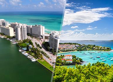 Viajes Costa Este EEUU y EEUU 2019: Combinado Este: Miami y Saint Thomas