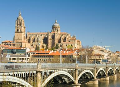 Viajes Cataluña, Aragón, Andalucía, Castilla León, País Vasco, Comunidad Valenciana, La Rioja, Cantabria y Asturias 2018-2019: Circuito de España de Norte a Sur 11 días