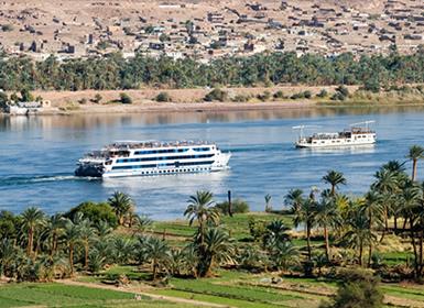 Viajes Egipto 2019-2020: Luxor, Cairo y Crucero por el Nilo