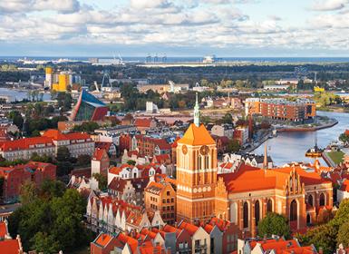 Viajes Polonia 2019-2020: Tour Fly and Drive Polonia: Ruta en coche Polska, desde Varsovia a Cracovia
