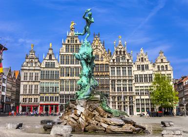 Viajes Bélgica, Francia, Países Bajos, Holanda y Alemania 2019: París, Países Bajos y Rhin