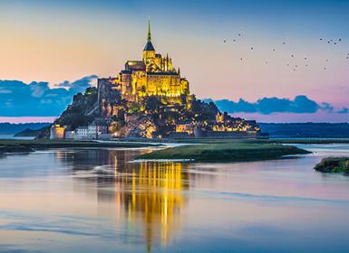 Viajes Francia 2017: París, Castillos del Loira, Bretaña y Normandía