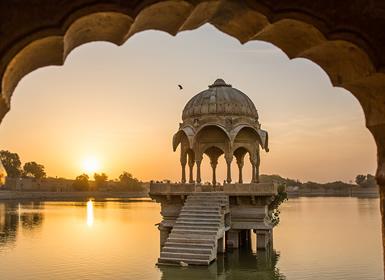 Viajes India 2018-2019: Gran Ruta del Rajastán y Benarés