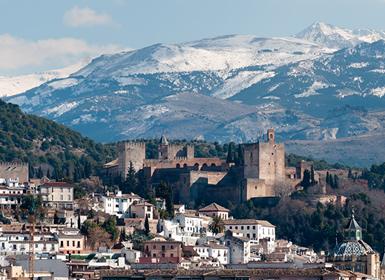 Viajes Andalucía 2019-2020: Ruta del Califato con Sierra Nevada