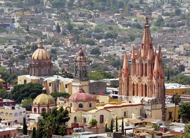 Viajes México 2019-2020: Tour México Colonial y Los Cabos