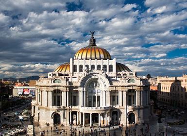 Viajes México 2019: Tour México DF y Playas de Los Cabos