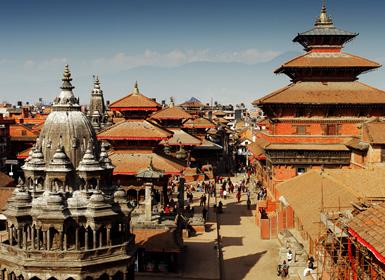 Viajes Emiratos Árabes y Nepal 2019: Dubái y Katmandú