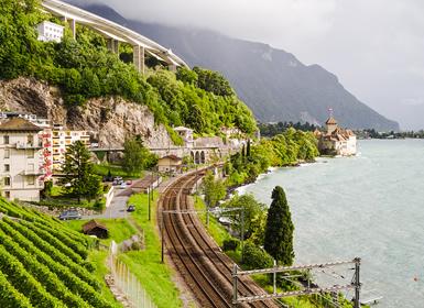 Viajes Suiza 2019: Ruta por el Suroeste Suizo