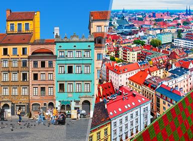 Viajes Polonia 2019-2020: Varsovia y Breslavia