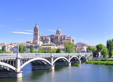 Viajes Castilla La Mancha y Madrid 2019: Ruta Cultural en coche por las Ciudades Patrimonio de la Humanidad