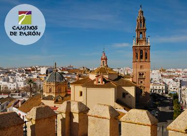 Viajes Andalucía 2019-2020: Ruta por los Caminos de Pasión y las Capitales Andaluzas