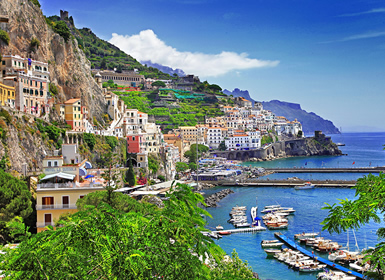 Viajes Italia 2019-2020: Viaje Fly and Drive Italia: Ruta en coche Napolitana y Costa Amalfitana a tu aire