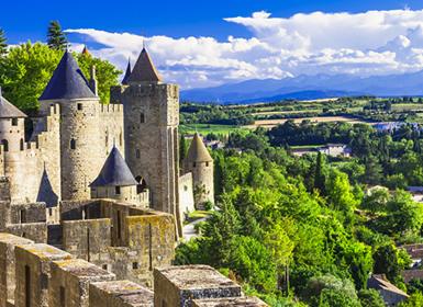 Viajes Francia 2019-2020: Fly and Drive Francia: Ruta en coche de los Cátaros por el suroeste francés