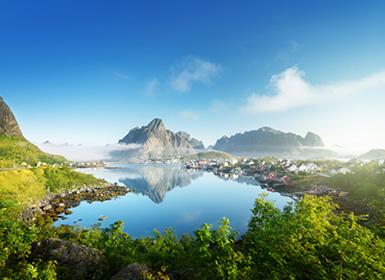 Viajes Noruega 2019: Oslo, Lofoten y Cabo Norte