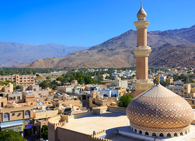 Viajes Omán 2019-2020: Ruta desde el Golfo de Arabia hasta el Océano Índico