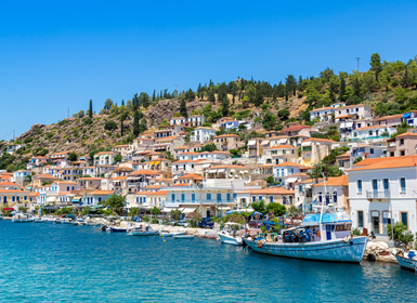 Viajes Grecia 2019: Atenas, Peloponeso y Crucero por las Islas Sarónicas