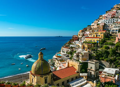 Viajes Italia 2019: Roma, Nápoles y la Costa Amalfitana