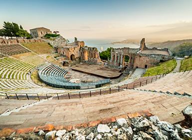 Viajes Italia y Sicilia 2019-2020: Viaje Fly and Drive Italia: Sicilia Ruta en coche por Sicilia I