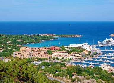 Viajes Italia y Cerdeña 2019: Viaje Fly and Drive Italia: Ruta en coche desde la Costa Esmeralda