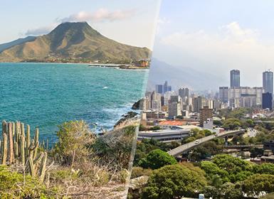 Viajes Venezuela 2019-2020: Caracas y Playas de Isla Margarita a tu aire