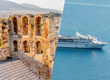 Viajes Grecia y Turquía 2019-2020: Atenas y Crucero por el Egeo