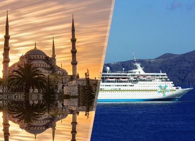 Viajes Grecia y Turquía 2019-2020: Estambul, Atenas y Crucero por Islas Griegas